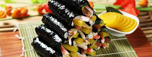 쿠웨이트김밥
